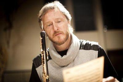 Albrecht Mayer oboísta