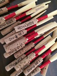 Oboe reeds, oboe canes, oboe tools
