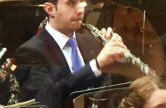 oboist Luis enrique martinez