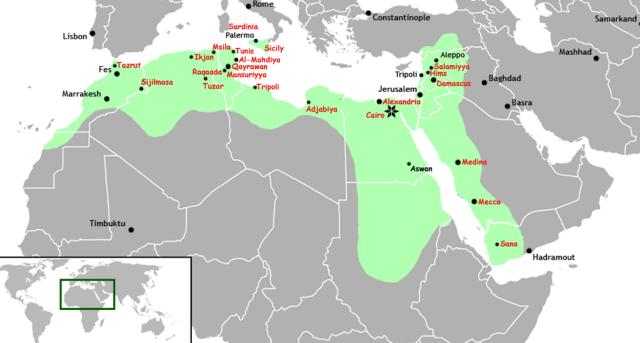 Khilafah Fatimiyah