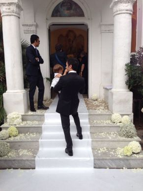 mediterranean wedding med instyle