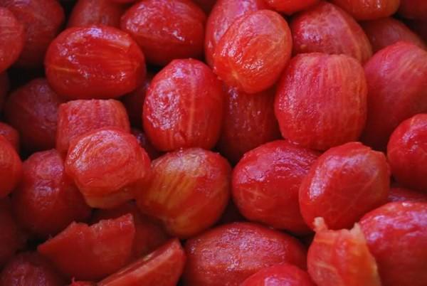 Cómo preparar conservas caseras. Tomates en conserva