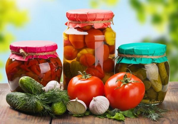 Cómo preparar encurtidos caseros. Verduras y vegetales encurtidos