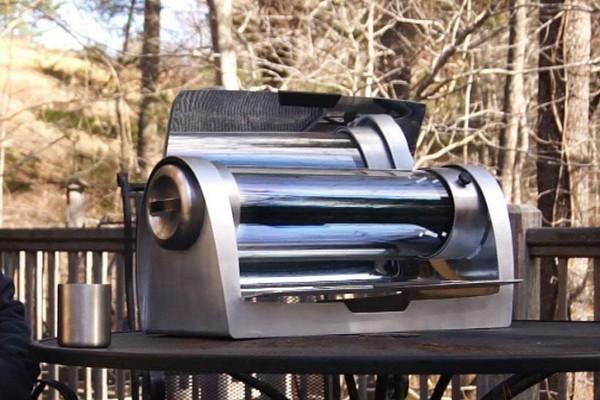 GoSun Grill, la cocina solar para cocinar las 24 horas del día