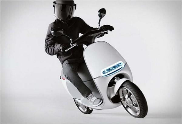 Gogoro y sus motos eléctricas con baterías gratis durante dos años b