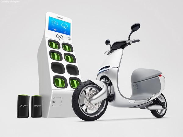 Gogoro y sus motos eléctricas con baterías gratis durante dos años c