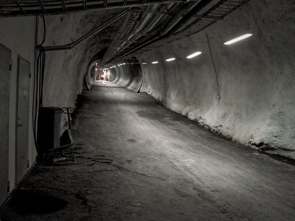 Svalbard Global Seed Vault d