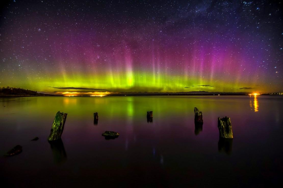Aurora boreal aa