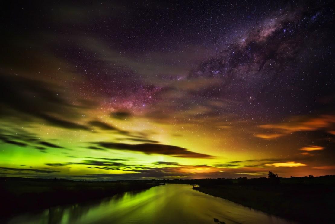 Aurora boreal ap