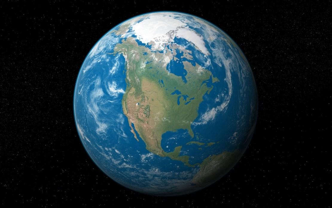 Fondos de pantalla de la Tierra ai