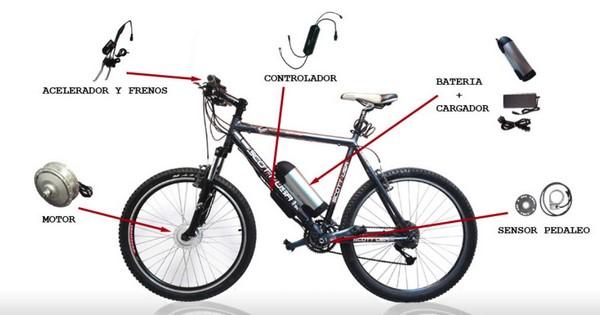 Todo sobre las bicicletas eléctricas tipos, motores, piezas, recomendaciones, etc. 7