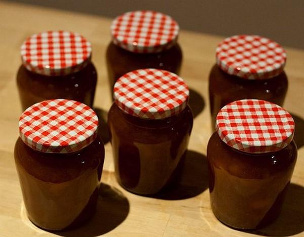 receta de mermelada de ciruela