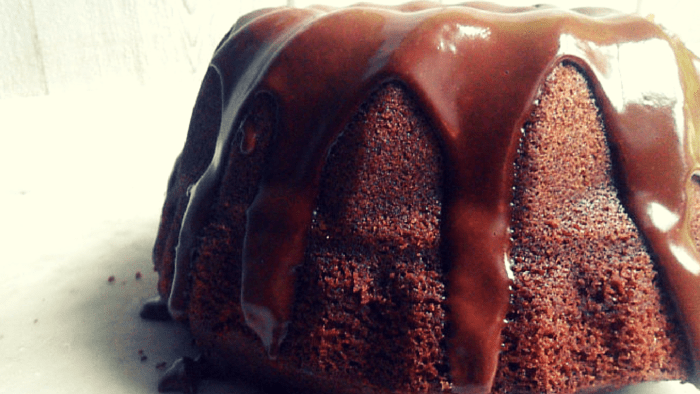 chocolate bundt cake def