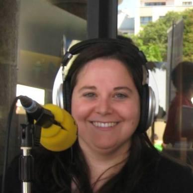 Isabel Lema, de CUAC FM