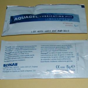 Aquagel Lubricating Jelly 5g Sachet