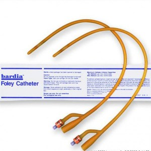 Bard Foley Male Catheter