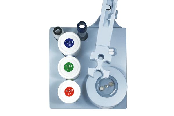 Juego de medidor de mesa de conductividad y pH PC950