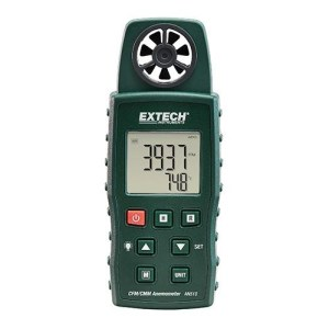 Anemómetro CMM / CFM con Tipo K