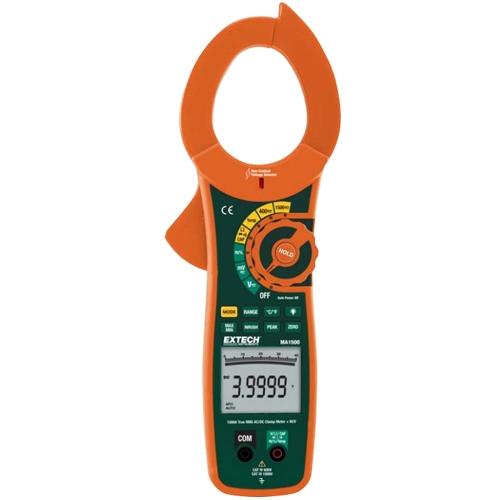 Detector de voltaje sin contacto integrado