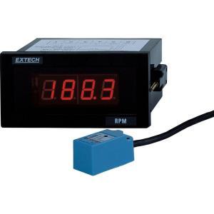 Tacómetro de montaje en panel
