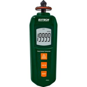 Fototacómetro de láser/contacto combinado