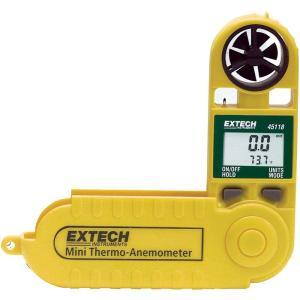 Termoanemómetro miniatura