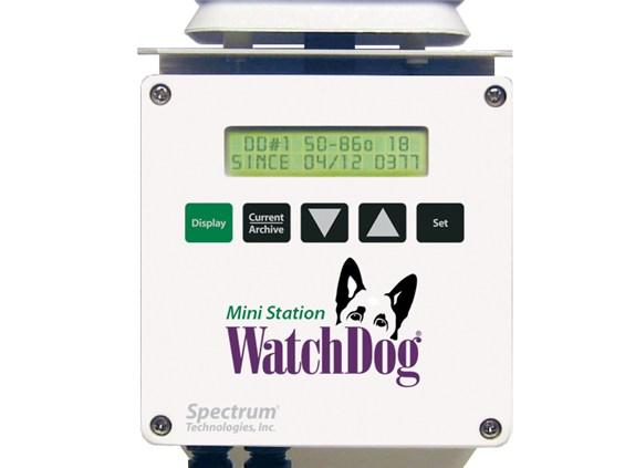 Estación de enfermedades de las plantas WatchDog 2000