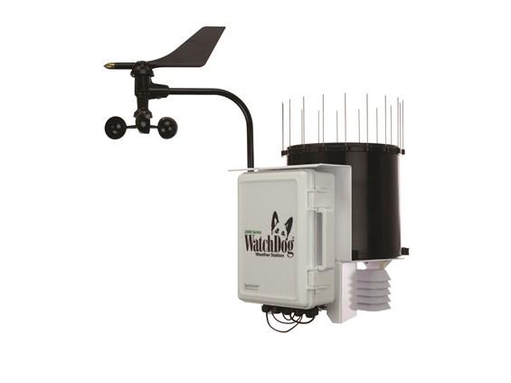 Estación meteorológica WatchDog 2700