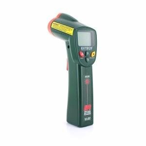 42530: Termómetro de infrarrojos de amplio rango Termómetro de infrarrojos 8:1 con puntero láser