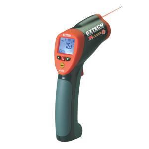 42540: Termómetro de infrarrojos de alta temperatura Termómetro de infrarrojos 16:1 con puntero láser
