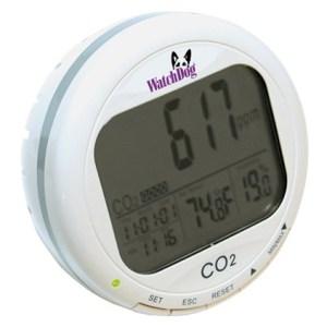 Registrador temperatura humedad CO2