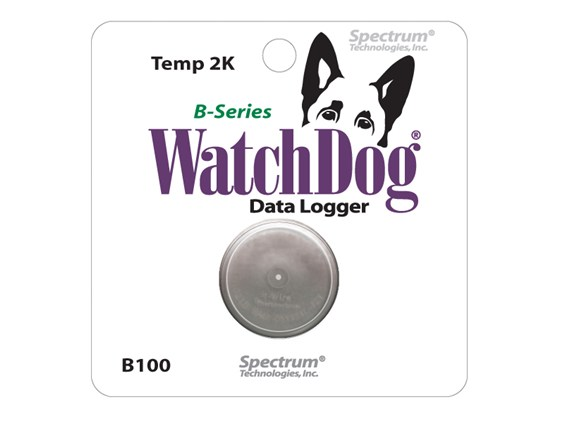 Registrador de datos WatchDog Serie B