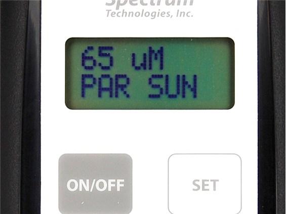 LightScout lector de sensor de luz