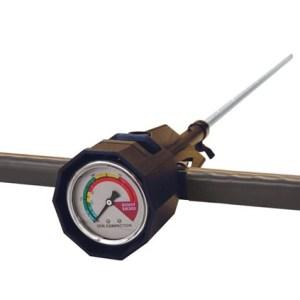 Medidor analógico de compactación de suelos