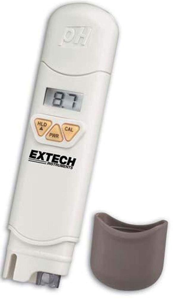 Medidor tipo lápiz pH a prueba de agua
