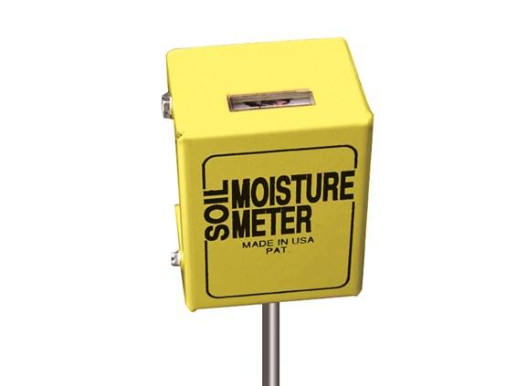 Medidor económico de humedad de suelo 22 cm
