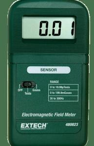 Medidor de FEB/FEM de un solo eje