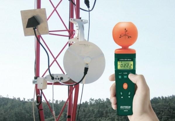 Medidor de fuerza de RF FEM