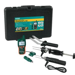 Kit para contratistas de restauración de daños por agua