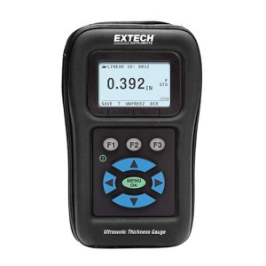 Registrador de datos/Medidor de espesor ultrasónico digital