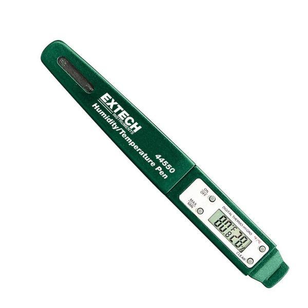 Higrotermómetro tipo lápiz de bolsillo