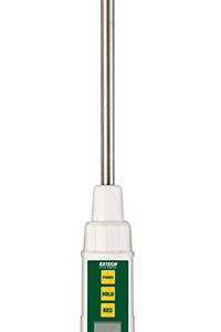 MO750: medidor de humedad del suelo