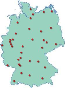 Standorte Medizinstudium Deutschland hochschulstart.de