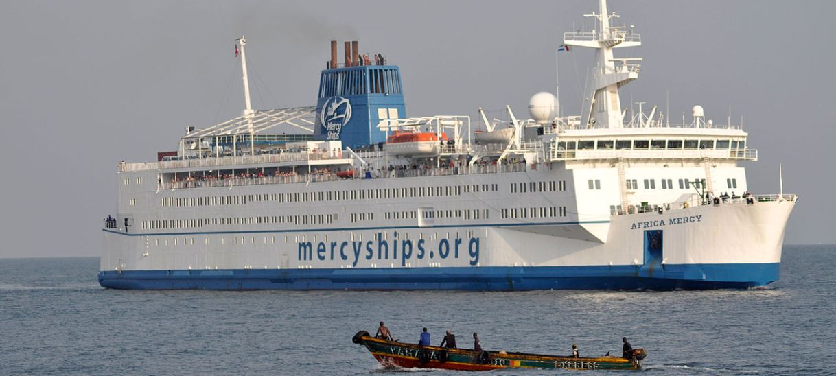 MediSend and Mercy Ships Partner for the Africa Mercy