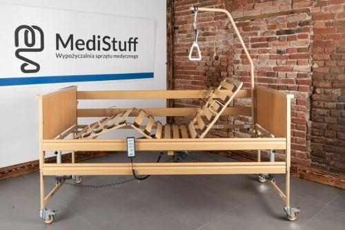 Lozko rehabilitacyjne na wynajem MediStuff