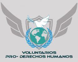 voluntarios pro derechos humanos logo