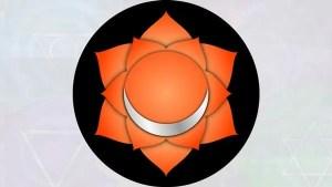 Navel chakra (second chakrasana.)