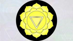 Solar Plexus Chakra (third chakrasana.)