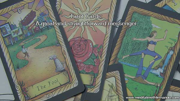 Tarot Cards are powerful messengers.