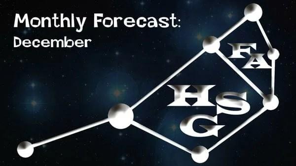 December Forecast 2019.